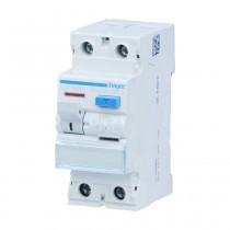 Hager FI-Schalter CDA240D, 2polig 6kA 40A 30mA Typ A, CDA240D