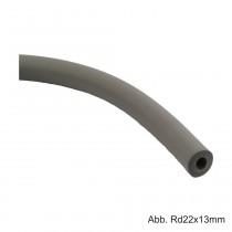 Flex. Isolierschlauch als 35m-Endlosschlauch, RD 15mm / Isolierstärke 10mm