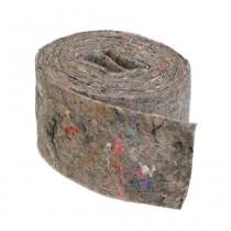 Filz-Wickelstreifen ohne Folie, nicht klebend, Breite 70mm x 3600mm