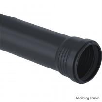 Geberit Silent-Pro Rohr mit 1 Muffe, DN 50 x 150 mm