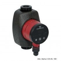 "Grundfos Umwälzpumpe  ALPHA2 32-60 180mm 2"", 99261737"