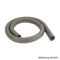 Flexibler Isolierschlauch, Länge 2 m, ungeschlitzt, RD 35mm / Isolierstärke 18