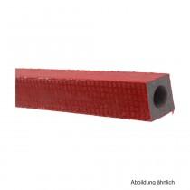 Quadro Schlauchisolierung, mit Schutzfolie, Länge 2 m, Isolierstärke 7 x 18 mm