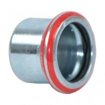 Geberit Mapress C-Stahl Kappe, 15 mm
