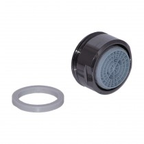 Neoperl Strahlregler mit Kalkschutz CASCADE-SLC 24x1 AG, aranja