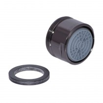 Neoperl Strahlregler mit Kalkschutz CASCADE-SLC 28x1 AG, aranja