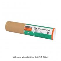 JUDO JUL-Mineraltabletten, JUL-W-T, 6 Liter, 8600018