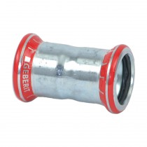 Geberit Mapress C-Stahl Muffe, 35 mm
