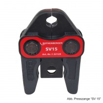 Rothenberger Pressbacke Standard System SV 15, 1.5212X