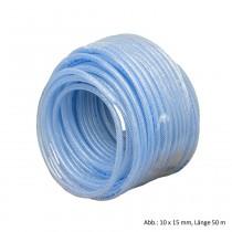 PVC Luftschlauch L: 50 m, Innen Ø 16 mm, 13 bar, Transparent