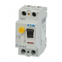 Eaton FI-Schalter PXF-25/2/03-A, 25A, 2polig, 300mA, Typ A, 236746