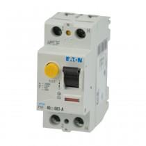 Eaton FI-Schalter PXF-40/2/003-A,  40A, 2polig, 30mA, Typ A, 236748