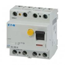 Eaton FI-Schalter PXF-63/4/003-A,  63A, 4polig, 30mA, Typ A, 236780