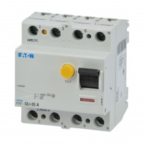 Eaton FI-Schalter PXF-63/4/03-A,  63A, 4polig, 300mA, Typ A, 236804