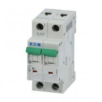 Eaton LS-Schalter PXL-B6/2, 6A, 2polig, B-Char, AC, 236225