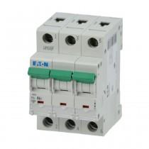 Eaton LS-Schalter PXL-B6/3, 6A, 3polig, B-Char, AC, 236378