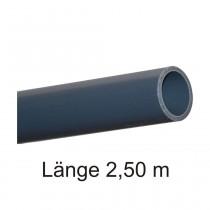 Haus-Installationsrohr PVC-U 50 x 3.7 mm PN 16, 2,5 m Stange