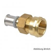 """Roth RIS Geräteverschraubung 20 mm x 1"""" IG, Messing"""