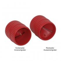 Entgrater/Anfaswerkzeug,Kunststoffgehäuse f Metall+Kunststoffrohre NW 3 bis 42mm