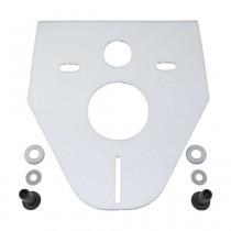 Schallschutzset für Wand-WC-Anlagen