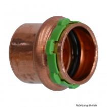 SEPPELFRICKE Sudo-Press Kupfer VC301 Kappe, 18 mm