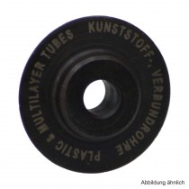 Ersatzschneidrad für Rohrabschneider, geeignet für Kunststoff- und Verbundrohre