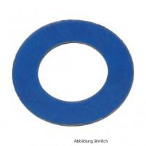 Flanschdichtung für PN 6, DN 15 - 22 x 43 x 2 mm