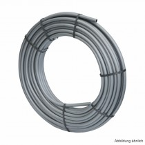 Viega Raxofix PE-Xc/AI/PE-Xc-Rohr 20 x 2,8mm ohne Schutzrohr,silbergrau,75m Ring