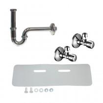Waschtisch-Anschluss-Set