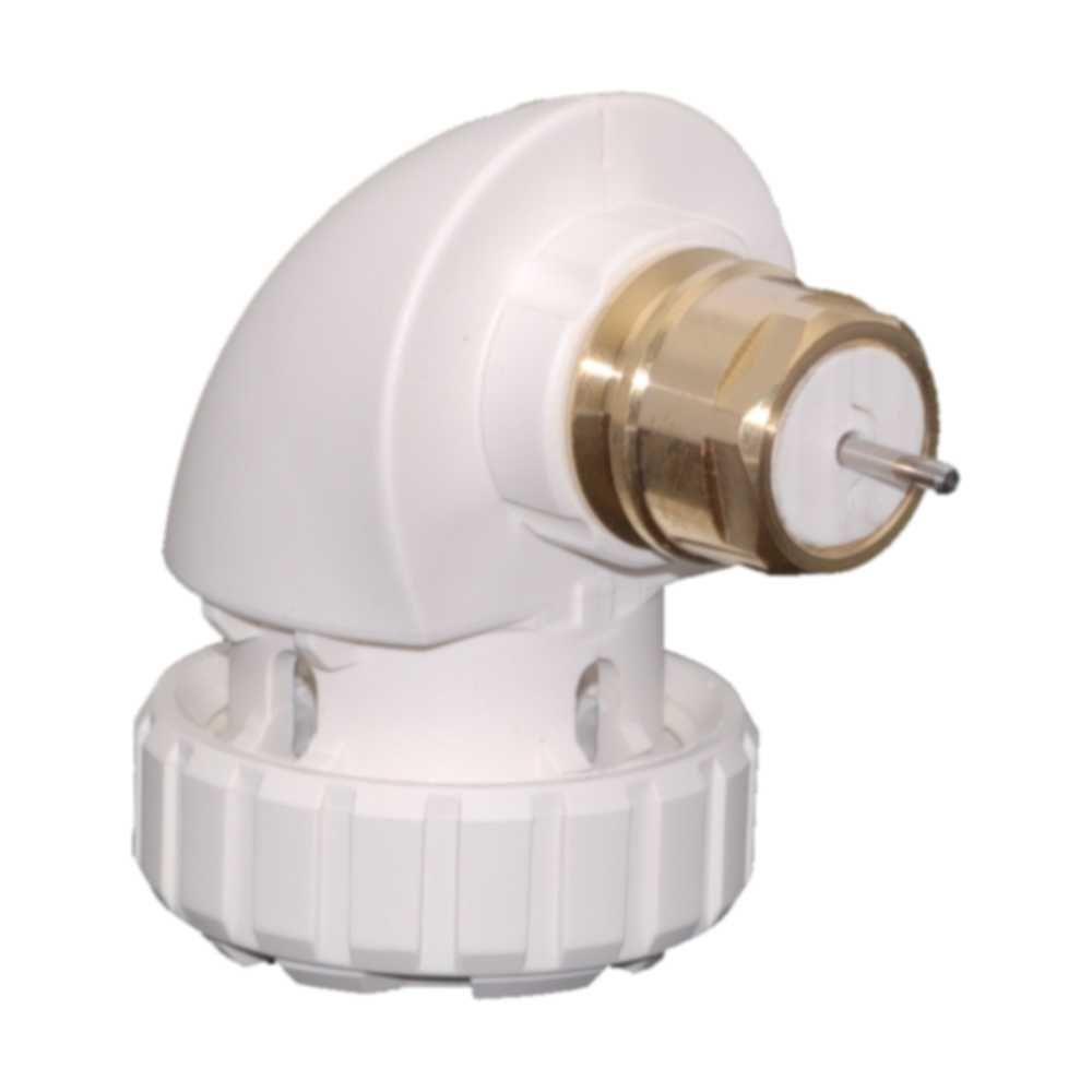 und RA2000 Danfoss Winkeladapter für Thermostatköpfe RAW