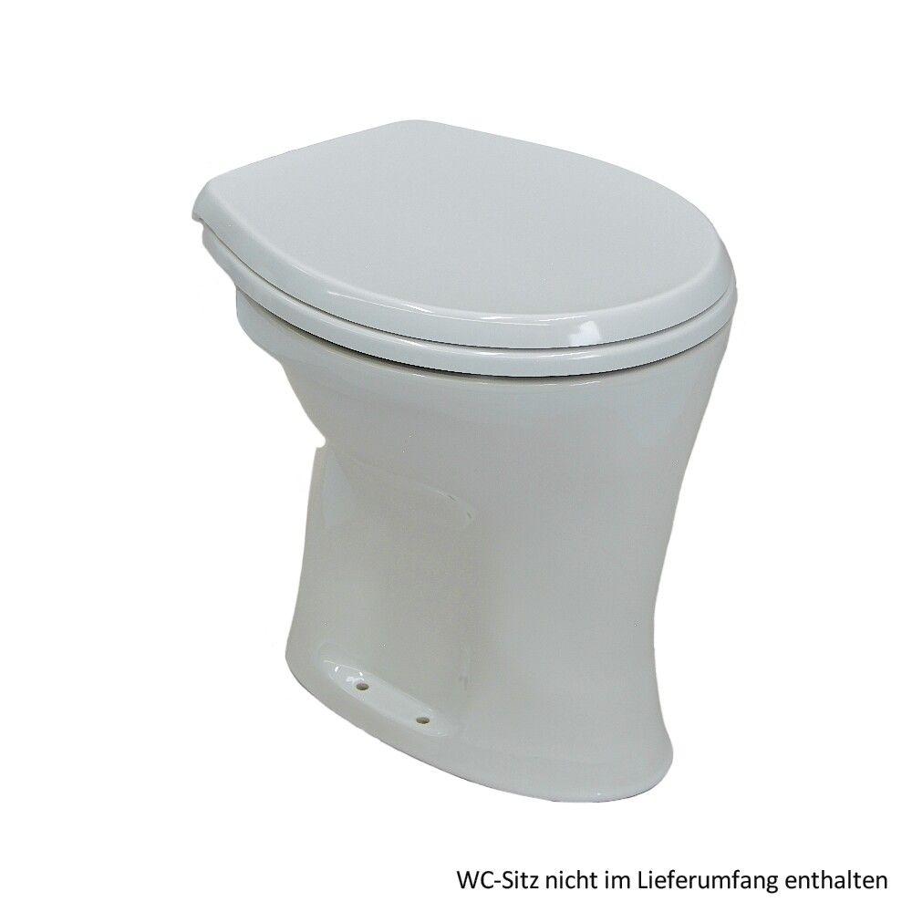 ideal standard eurovit stand flachsp l wc abgang innen senkrecht weiss ebay. Black Bedroom Furniture Sets. Home Design Ideas
